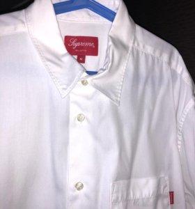 Новая рубашка Supreme