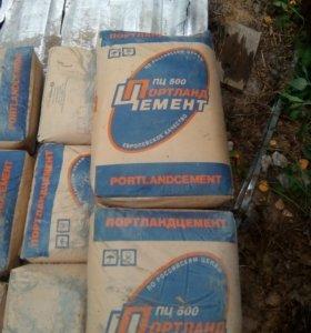 Цемент М500 (40 кг)