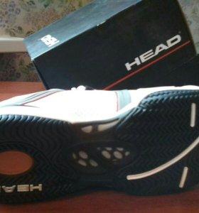 Кроссовки теннисные HEAD VI-POD SUPER CUS
