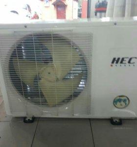 Продаю б/у сплит систему HEC-7