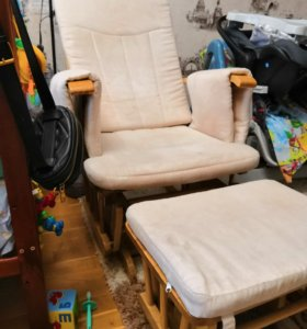 Кресло - качалка для кормления
