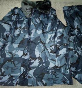 Новый зимний костюм 54 размер