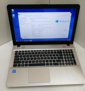 Офисный ноутбук Asus D541S