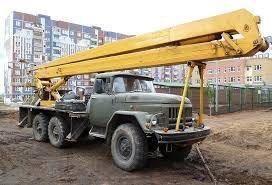 Приму на работу машиниста Автовышки на базе Зил