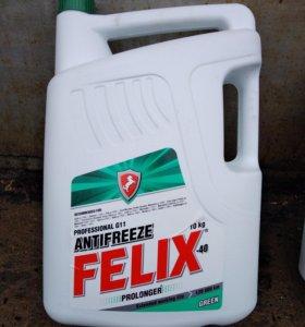 Антифриз Felix G11 зелёный