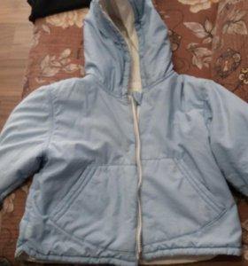 Куртка на -2-3 года