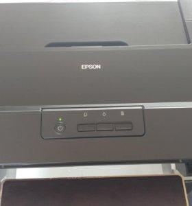 Текстильный принтер на базе Epson l1800