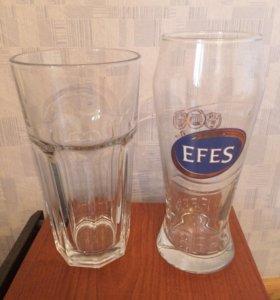 Бокалы/ стаканы в ассортименте
