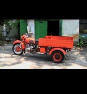 Продам трактор дт-75 на запчасти, емкость под воду