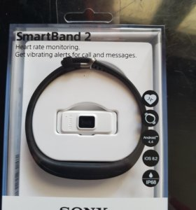 Фитнес-браслет Sony SmartBand2 SWR12