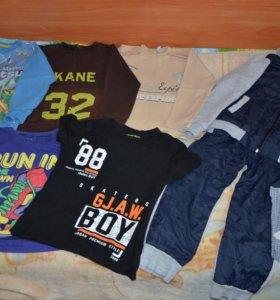 Одежда на мальчика 4-5 лет