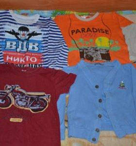 Одежда на мальчика 5-6 лет