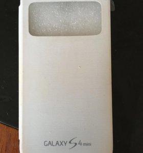 Чехол на Galaxy S 4 mini