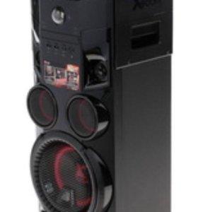 Домашняя аудиосистема LG OM7560