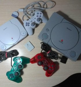 Sony PlayStation One (Slim-SCPH-102&Fat-SCPH-9002)