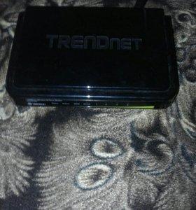 Wi-Fi роутер TRENDneT TEW-651 BR
