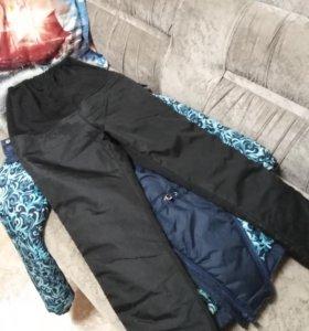 Слингокуртка + штаны для беременных