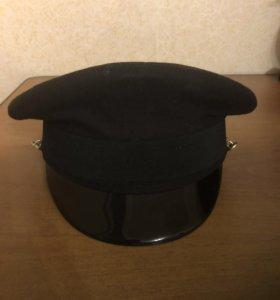 Фуражка офисная ВМФ