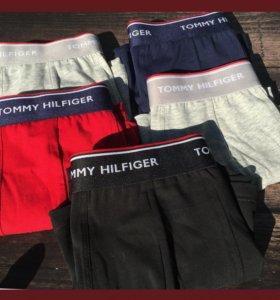 Трусы Tommy Hilfiger набор из 5 шт