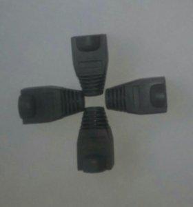 Колпачек rg45 Rexant (серый)
