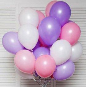 Геливые шары
