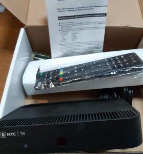 Цифровой спутниковый ресивер мтс TV 254-s