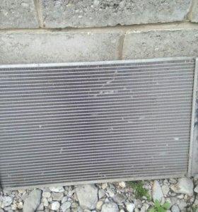 Радиатор двигателя toyota avensis t250
