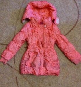Куртка весна-осень 92-98см