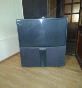 Проекционный телевизор Hitachi