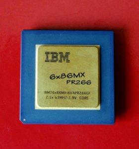 Процессор IBM 6x86 MX PR266