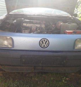 Двигатель 2E на VW Passat B3,B4