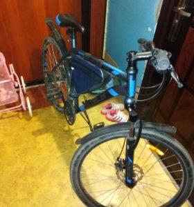 Велосипед стелс MD500