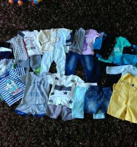 Фирменная одежда на мальчика