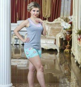 Пижама Ажур