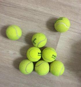 Мячи 🎾 для тенниса