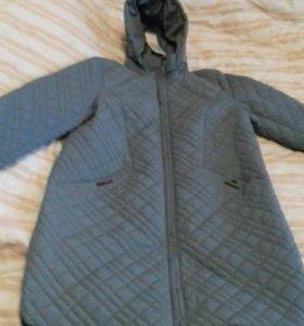 Пальто женское осень новое