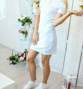 Платье поло новое