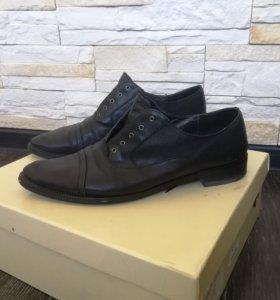 Туфли жен кожа 40 р