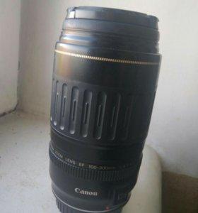 Объектив Canon EF 100-300mm 1:4,5-5,6
