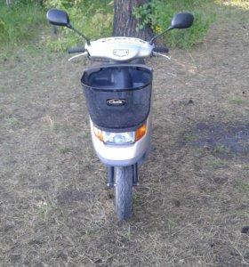Продам мопед Honda Dio Cesta (AF34) в Ангарске