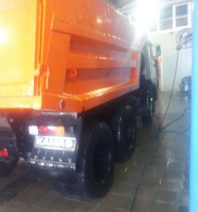 Камаз 55111с евро1