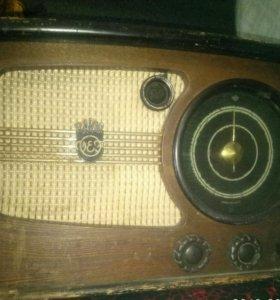 Радио vef послевоенное