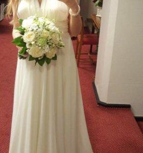Платье свадебное /вечернее