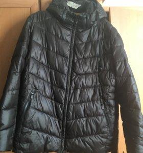 Куртка мужская зима 60-62 р-р