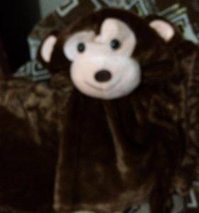 Костюм новогодний «обезьянка»
