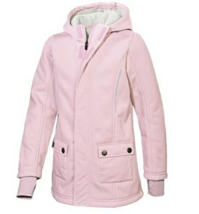 Новая куртка Softshell р.110/116
