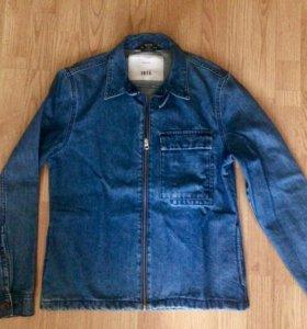 Куртка джинсовая ZARA MAN