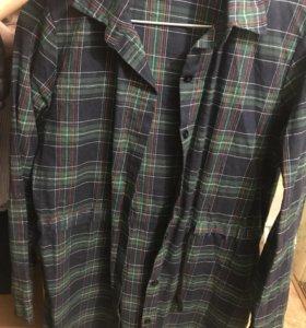 Продам удлинённую рубашку