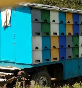 Пчеловодческий прицеп