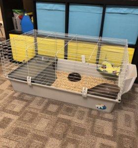 Клетка для кролика или морской свинки Ferplast